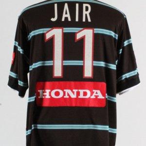 """Anselmo """"Jair"""" Ribeiro Game-Worn Jersey San Jose Clash 1999"""