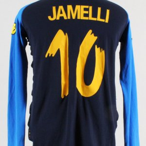 Paulo Jamelli Game-Worn Jersey Real Zaragoza