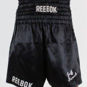 Jeff Fenech Fight-Worn Boxing Trunks vs. Azumah Nelson