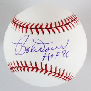 Bobby Doerr Signed Baseball Red Sox - COA JSA