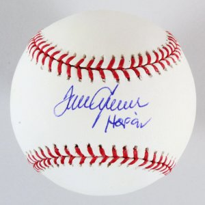 Tom Seaver Signed Baseball Mets - COA PSA/DNA