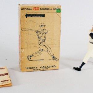 1958 Rocky Colavito Hartland Statue w/Original Box