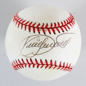 Kirby Puckett Signed Baseball Twins - COA JSA