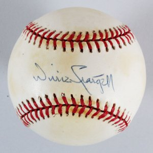 Willie Stargell Signed Baseball Pirates - COA PSA/DNA