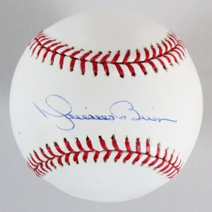 Mariano Rivera Signed Baseball Yankees - COA PSA/DNA