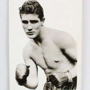 Billy Conn Boxing Photo