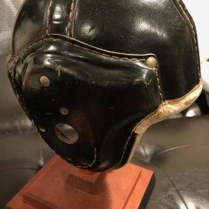 1940's MacGregor Football Helmet