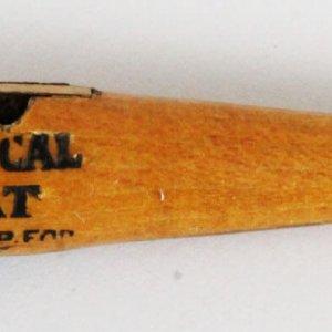 Babe's Musical Bat - Sold at Yankee Stadium During 1927 World Series