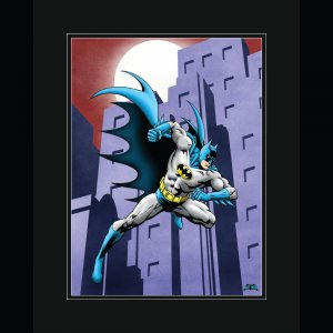 Batman - DC Comics -L.E. Giclee