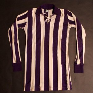 Game-Used American Soccer League (ASL) Jersey.  Circa 1920's / 1930's.