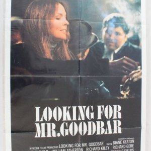 1977 Looking For Mr. Goodbar Movie Poster One Sheet 770146