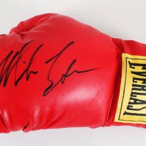 Mike Tyson Signed Boxing Glove - COA JSA