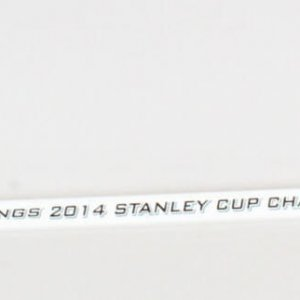 2014 L.A. Kings Team-Signed Hockey Stick Stanley Cup Champs - COA Team