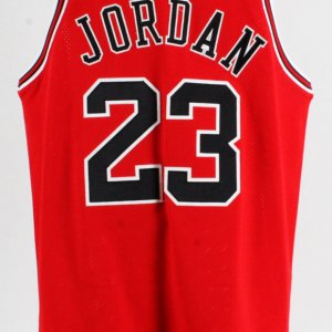 1997-98 Michael Jordan Game Ready Jersey Chicago Bulls
