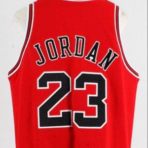 1997-98 Michael Jordan Game Ready Jersey Chicago Bulls