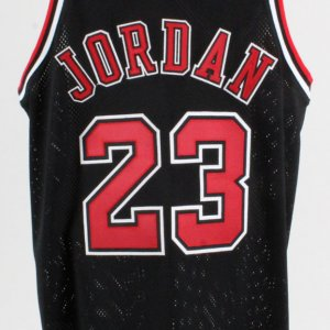1997-98 Michael Jordan Game Ready Jersey Alternate Chicago Bulls