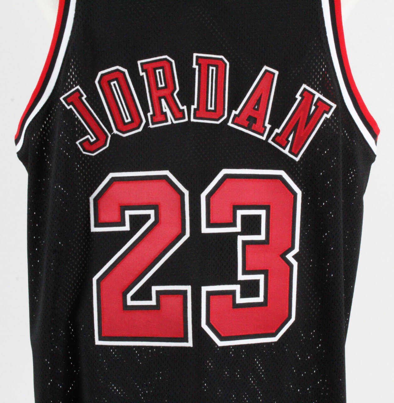 a1bfd7c0b98 1997-98 Michael Jordan Game Ready Jersey Alternate Chicago Bulls |  Memorabilia Expert