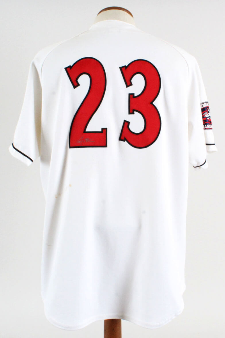 more photos 13b19 78723 Jay Bruce Game-Worn Jersey Billings Mustangs - COA 100% Authentic Team