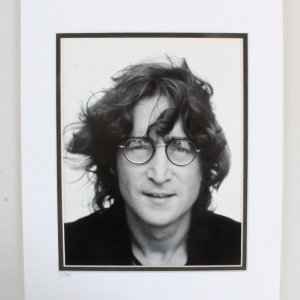 John Lennon Original Photo 1/20