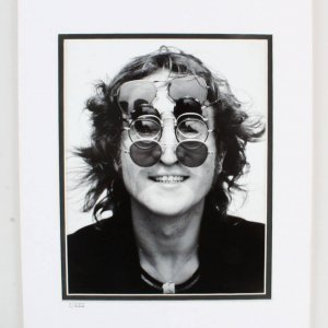 John Lennon Original Photo 1/25