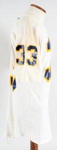 1976 Tony Dorsett Game-Worn Pittsburgh Panthers Jersey - COA 100% Authentic Team Grade 19/20
