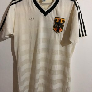 Olympic Games 1984 Germany Game-Worn jersey Against Brazil