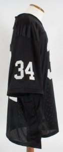 Bo Jackson Signed Jersey Raiders - COA JSA