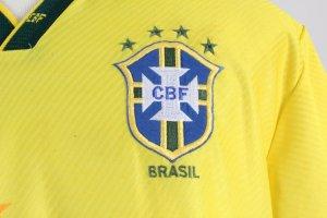 1996 Ronaldo Game-Worn Jersey Brazil National Team - COA 100% Authentic Team