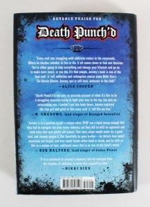 Jeremy Spencer Signed Book Five Finger Death Punch - COA JSA