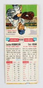 Jackie Robinson Lot Dodgers - Program, Tickets, etc.