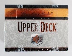 1994 SP Upper Deck Baseball Card Box