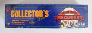 1989 Upper Deck Baseball Card Complete Set Case Ken Griffey Jr. RC