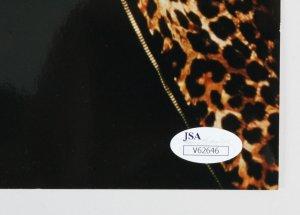 Rod Stewart Signed Photo - COA JSA