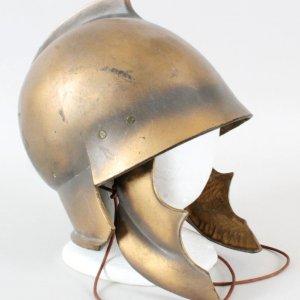 Troy Movie Prop Helmet Costume (Backlot Props)