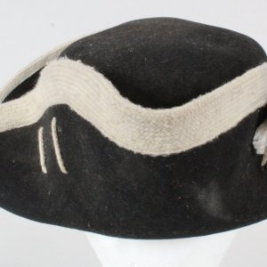 The Patriot Movie Prop Costume Military Hat