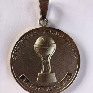 Copa Sulamericana 2014 Second Place Medal