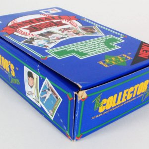 1989 Upper Deck Baseball Card Box Low Series 36 Packs Ken Griffey Jr. RC