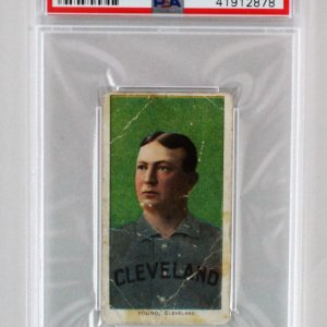 T206 Piedmont 150 Cy Young Graded Card - PSA