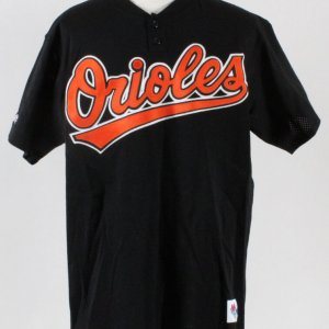 Cal Ripken Jr. Batting Practice-Worn Jersey Orioles - 100% Authentic Team