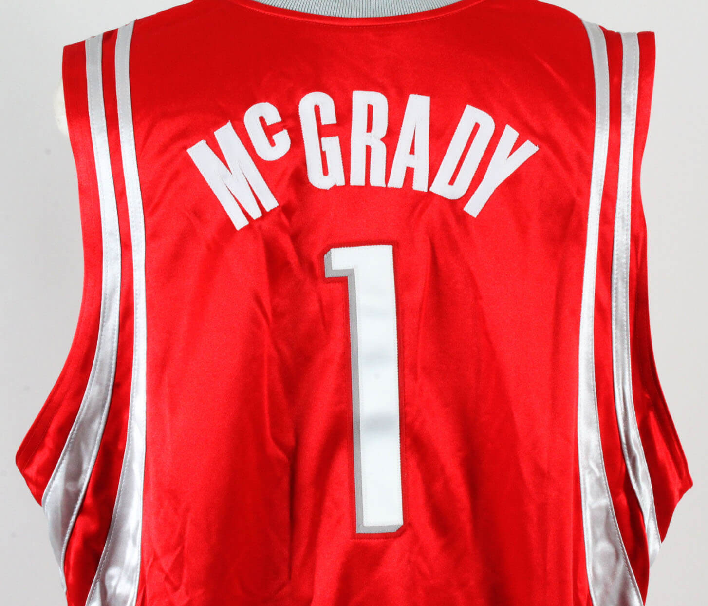 online retailer 9bc62 f81dc 2005-06 Tracy McGrady Game-Worn Jersey Rockets – COA ...