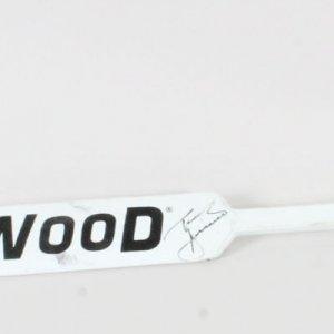 Tom Barrasso Game-Used Hockey Stick Penguins - COA 100% Authentic Team