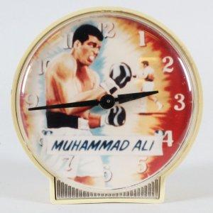 1970 Muhammad Ali Alarm Clock