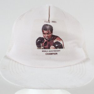 Muhammad Ali Training Camp Hat Vintage Snapback