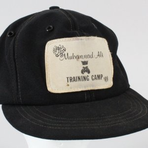 Muhammad Ali Training Camp Hat Snapback