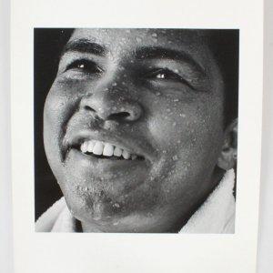 Muhammad Ali Photo Silver Gelatin