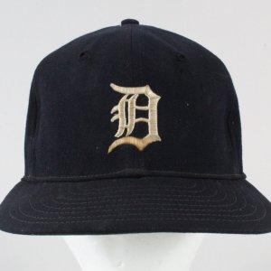 Detroit Tigers Billy Martin Game-Used Baseball Cap GRADE UTA