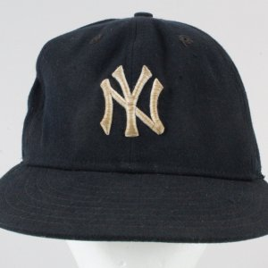 Don Mattingly New York Yankees Game-Used Cap -Yankees-COA 100% Authentic Team