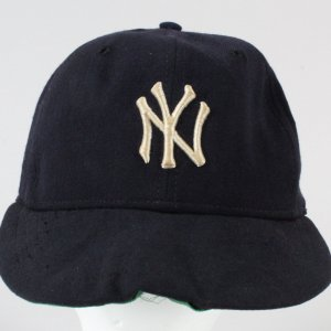 Late 70's Ron Guidry Game-Used Cap- Yankees