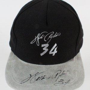 Walter Payton Signed Hat Bears - COA JSA
