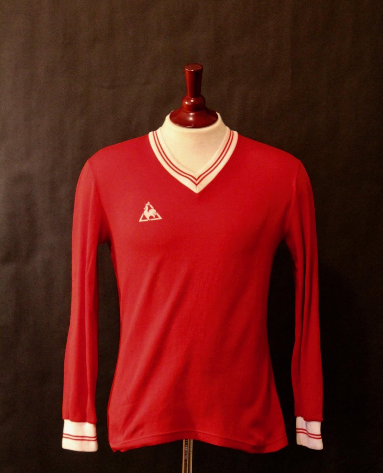 Johan Cruyff Game-Used  14 Ajax Shirt. Circa 1970 s. a1f89250b
